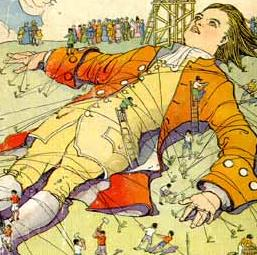 The Bondage of Gulliver